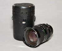 Soligor MC 35-105mm F3.5 Lens For Minolta w. Caps & Leather Case - Fully Tested