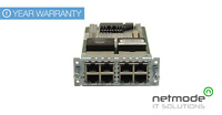Cisco NIM-ES2-4 4-Ports Gigabit Ethernet LAN Switch Module ISR Router * 1 Yr Wty
