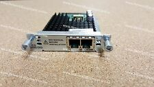 Cisco VIC3-2FXS/DID 2 ports FXS/a Voice/Fax interface card 2900 3900 2800 3800
