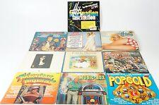 Schallplattenkonvolut: Schlager Klassik Akkordeon Hitparade Alben LP Vinyl LPK15