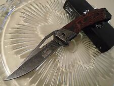 Master Collection Ballistic Assisted Dragon Pocket Knife 2 Tone G10 MC-021BR