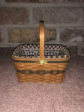 Longaberger Basket Miniature