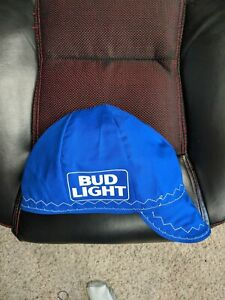 Wendys Welding  Hat Made With Budweiser 3 Application NEW!!