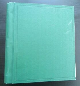 SOUTH AMERICA -VINTAGE MINT/USED COLLECTION IN OLD  STAMP ALBUM - 90 PAGES