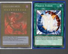 Yugioh Card - Miracle Fusion SDHS-EN024 1st Edition