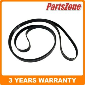 1x Fan Drive Belt Fit for Holden VX Commodore V6 3.8L L36 2000-2002 6PK2825