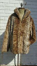Women's 1990s Faux Fur Basic Vintage Coats & Jackets