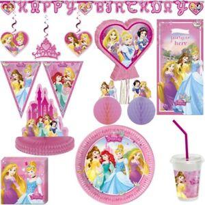 Princess Children Birthday Party Decoration Princess Birthday Set Cinderella