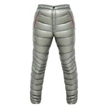 HIGHROCK 800 Filling Power Goose Down Pants Winter Warm Trousers