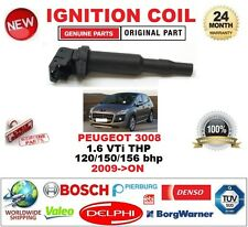 FOR PEUGEOT 3008 1.6 VTi THP 120/150/156 bhp 2009-ON SINGLE IGNITION COIL 3-PIN