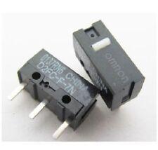 2 pcs OMRON Micro Switch D2FC-F-7N pour souris