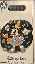 Disney Parks 2020 Halloween Minnie Mouse A Witch Candy Corn Trading Pin