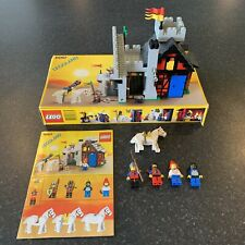 LEGO Vintage Castle Lion Knights Guarded Set 6067