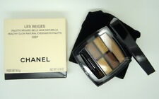CHANEL LES BEIGES HEALTHY GLOW NATURAL EYESHADOW PALETTE DEEP 184.188 NEW