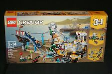 LEGO CREATOR 31084 PIRATE ROLLER COASTER (2018) NEW SEALED