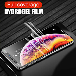 Screen Protector Cover Soft Hydrogel Film For iphone 12 Pro Max Mini