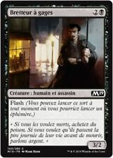 MTG Magic M19 - (x4) Hired Blade/Bretteur à gages, French/VF