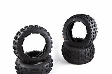 Mad Max Cross Bond Bow Tie Tyres Set For KM & HPI Baja 1/5th RC