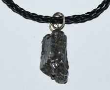 Campo del Cielo Genuine Meteorite Pendant Necklace 5-8 grams #2663 2o