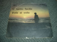 "I COMBOS (vinile 7"") E TANTO FACILE / VOLA SI VOLA"