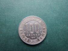 Congo people's republic  100 francs 1975  km 2