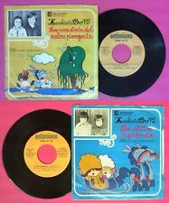 LP 45 7''ZECCHINO D'ORO La vera storia del salice piangente Slitta no cd mc dvd