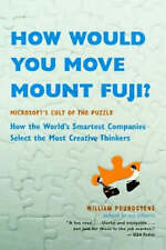 How Would You Move Mount Fuji?: Microsoft's Cult of the Puzzle -- How the World'