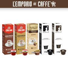 100 Capsule Caffè Espresso Caffitaly System Smart Top Selection caffe a Scelta