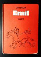 EMIL Astrid Lindgren 1974 Vallecchi illustrazioni e foto dal Telefilm