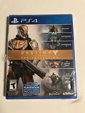 NEW & SEALED Destiny: The Collection (Sony PlayStation 4, 2016) PS4 DLC Expired