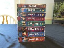 Smallville: The Complete Seasons 1-8 (Dvd, 2009, 48-Disc Set), Lot Tv Series