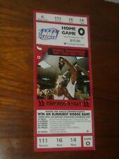 Lot of 2 NBA Finals Phantom Tickets Chicago Bulls 1997 and 98 playoffs