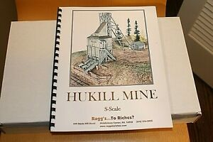 Raggs to Riches S Scale Hukill Mine (Sn3)