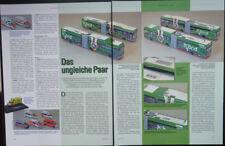 STADTBUS GELENKBUS SOLARIS URBINO 18 von VK-Modelle....ein Modellbericht   #2011