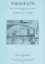 Strageath: Excavations within the Roman Fort, 1973-86 (Britannia Monograph)
