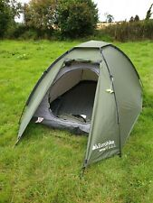 Eurohike Tamar 2 - two person camping backpacking tent family lightweight GREEN