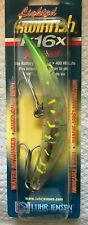 Luhr-Jensen    Lighted     Kwikfish  K16 X    Tiger TA