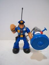 FISHER PRICE RESCUE HEROES SERGEANT SIREN