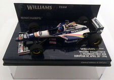 Minichamps F1 1:43 Williams Renault FW18 J.Villeneuve First WIN EUROPEAN GP 1996