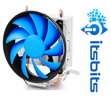 DEEPCOOL GAMMAXX 200T CPU HEATSINK COOLER INTEL 1151 1150 1155-6 775 & AMD FM2