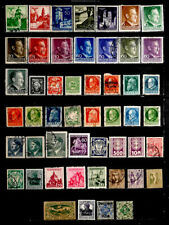 GERMANY AREA, STATES, OCCUPATION +: STAMP COLLECTION