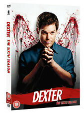 Dexter Season 6 DVD With Limited edition slipcase and 6 exclusive art cards