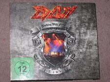 Edguy - Fucking with F..... Cd/DVD 2009 N/Mint