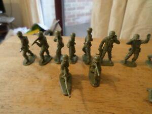 Vintage Matchbox 1/32 U.S. Infantry