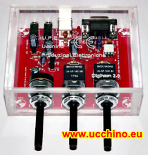 Interfaccia per radioamatori Digiham 2.0 USB - psk31 psk63 olivia rtty amtor -