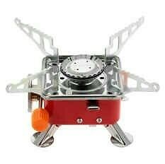 Portable Card Type Camping Stove