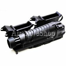 Airsoft EGLM 40mm SCAR Grenade Launcher Black