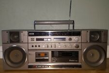Awesome Vintage AIWA CA-100U Boom Box Carry Component System 100 Super Loudness