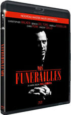 The Funeral NEW Arthouse Blu-Ray Disc Abel Ferrara Christopher Walken