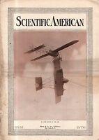 1914 Scientific American June 20 - Langley aeroplane; Butterfly profits; Nebular